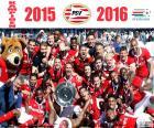 PSV Eindhoven, kampioen 2015-2016