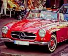 Mercedes-Benz 190SL (1955-1963)