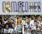 Real Madrid Champions 2015-2016