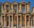 Bibliotheek van Celsus, Efeze, Turkije
