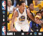 2016 NBA de finale, 1ste wedstrijd
