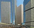 puzzel Hong Kong gebouwen