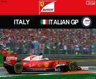 S.Vettel, G.P Italië 2016