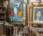 Workshop kunstenaar schilder