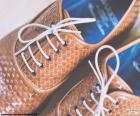 Schoenen van leer man