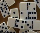 Domino is een spel van Chinese oorsprong