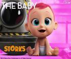 De baby, Ooievaars