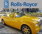 Rolls-Royce geel