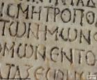 Oude Griekse schrijven