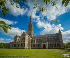 Kathedraal van Salisbury, Engeland