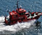 Zweedse loodsboot