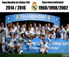 Real Madrid, FIFA Club World Cup in 2016