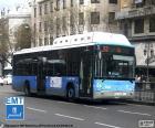 Stadsbussen van Madrid