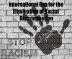 Internationale Dag voor de Uitbanning van Rassendiscriminatie