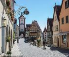 Rothenburg, Duitsland