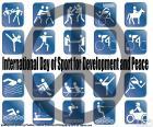Internationale Sportdag voor Ontwikkeling en Vrede