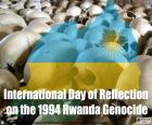 Dag van bezinning over de Genocide in Rwanda 1994