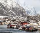 Reine, Noorwegen
