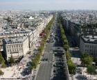 Avenue des Champs-Bray, Parijs