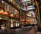 Leadenhall markt, Londen
