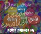 Dag van de Engelse taal