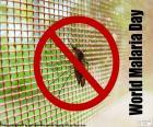Wereld Malaria dag