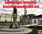 Internationale Chernobyl ramp Remembrance Day
