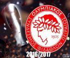 Olympiakos FC kampioen 2016-2017