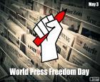 Internationale Dag van de Persvrijheid