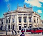 Burgtheater, Oostenrijk