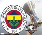 Fenerbahçe, 2017 Euroleague kampioen