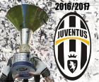 Juventus, kampioen 2016-2017