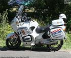 Motorfiets politie, Roemenië