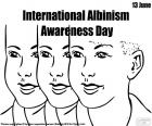 Internationale albinisme Awareness Day