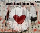 Werelddag Bloed Donor