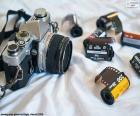 Fotografische camera reflex