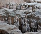 Terracottaleger, China