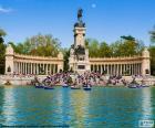 Vijver van de Retiro, Madrid