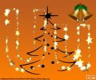 Kerst- en de letter U