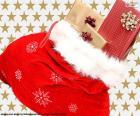 Kerst zak