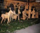 Bethlehem van stro
