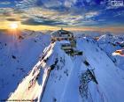 Schilthorn, Zwitserland