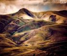 Landmannalaugar is één van de mooiste regio's, met hun kleurrijke, bergen Highlands IJsland