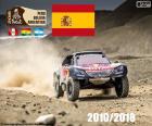 Carlos Sainz Dakar 2018