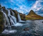 Kirkjufellsfoss, IJsland