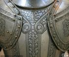 Deel van armor