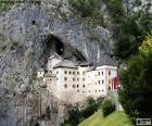 Kasteel Predjama, Slovenië