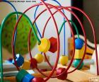 Houten en metalen speelgoed