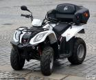 ATV of quad