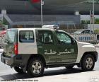 Dubai politieauto